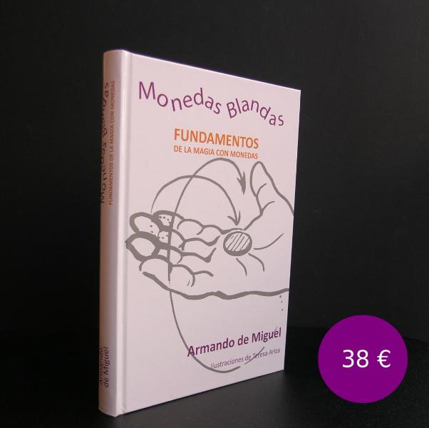 Portada del libro Monedas Blandas