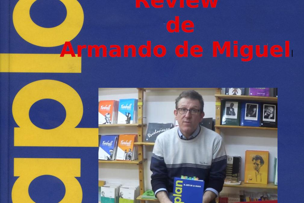 Review de uno de los mejores libros de magia de todos los tiempos