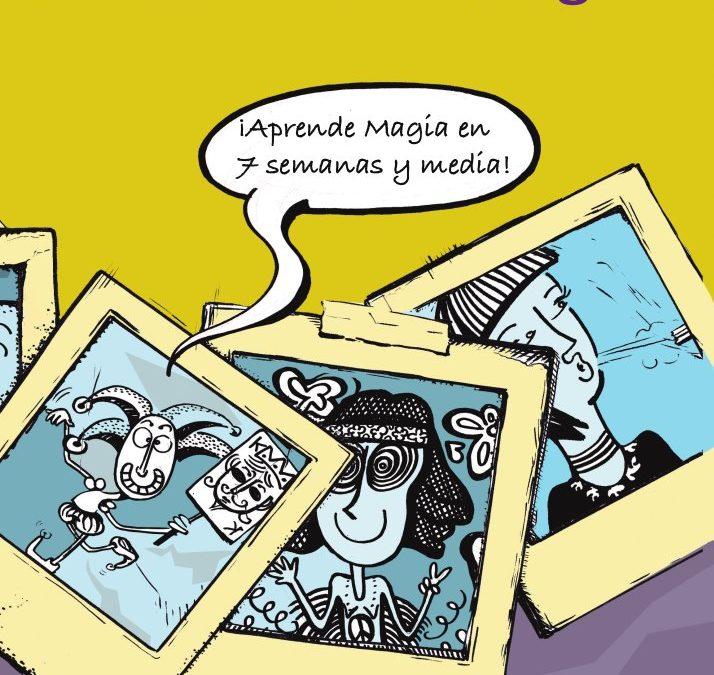 La idea detrás del libro «Curso progresivo de iniciación a la magia»